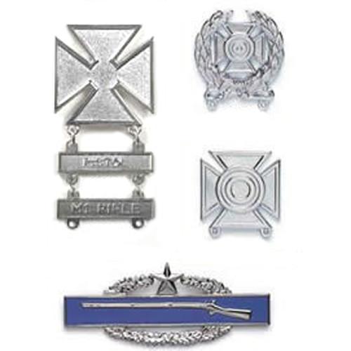 Combat & Qualification Breast Badges