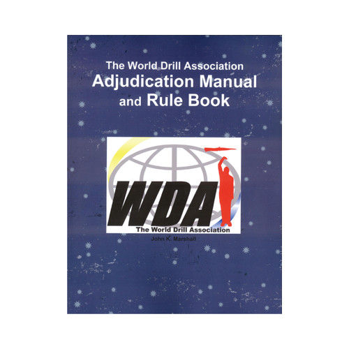 """WDA Adjudication Manual and Rule Book"""