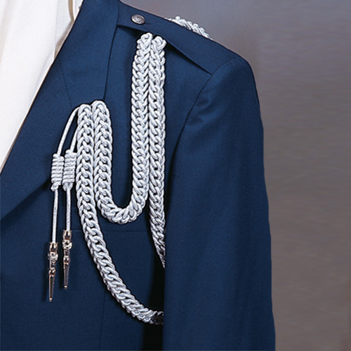 Aiguillettes: USAF Dress