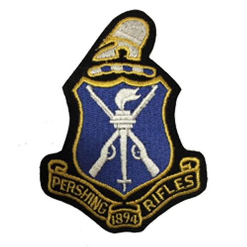 Pershing Rifles Crest