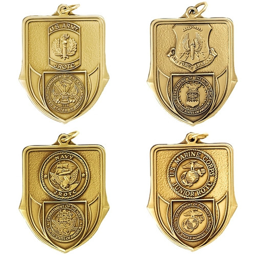 JROTC & BOS Medals, Engraved
