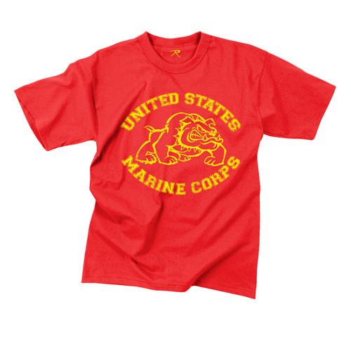 Vintage U.S. Marine Bulldog T-Shirt
