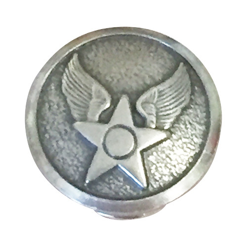 USAF Honor Guard Cap Replacement Button and Screw