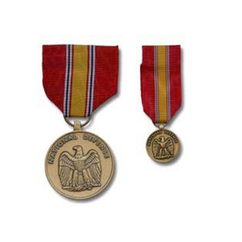 Campaign Medals/Ribbons