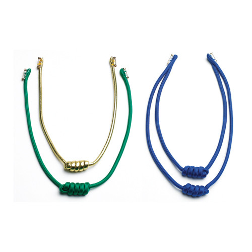 Knotted Loop Cords: One Color Only