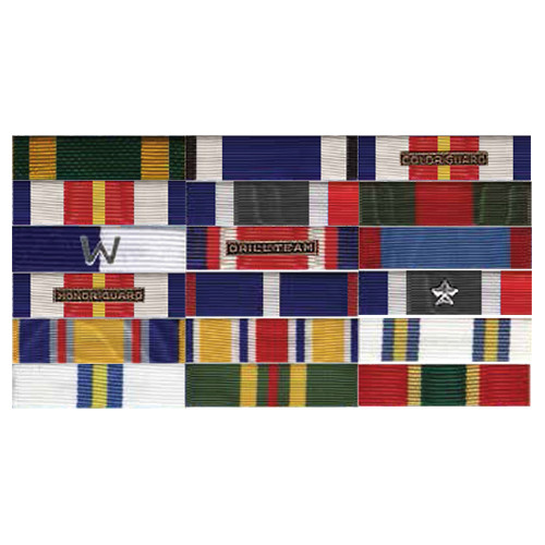 AFROTC Ribbon Awards