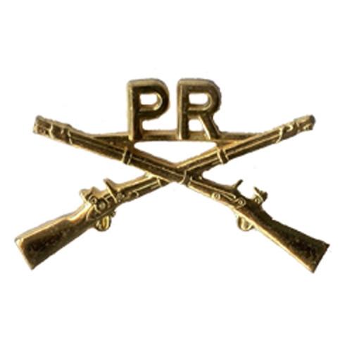 Pershing Rifles Crossed Rifles