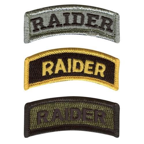 Raider Tabs