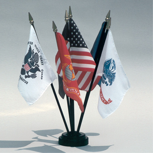 Armed Forces Flags 1