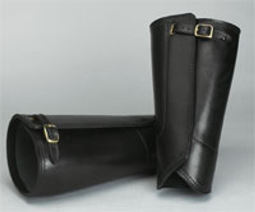 Leather Puttees