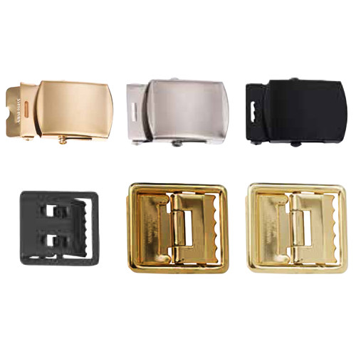 Buckles for Web Waist Belts