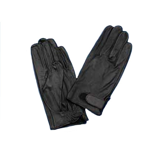Leather Drummer's Gloves