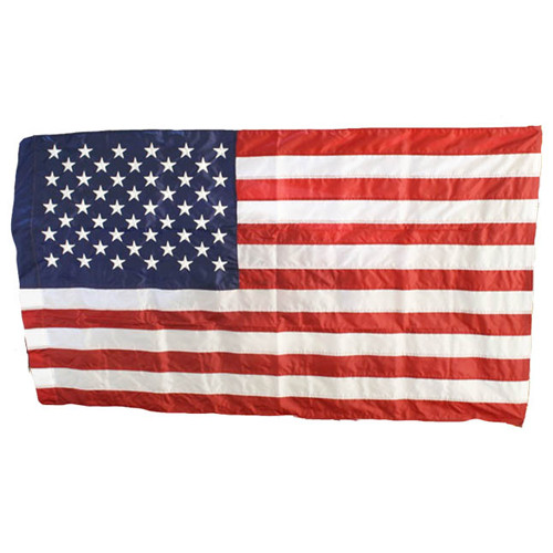 US Flags: Indoor & Parade Use, Nylon