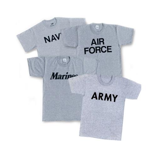 Military PT Tees
