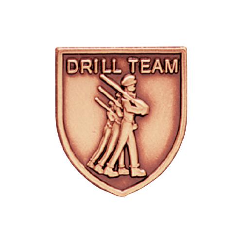 Medal Insert - Armed Drill Team (Bronze)