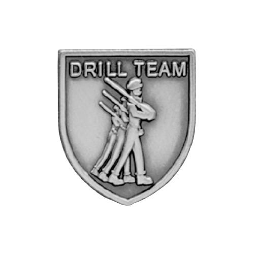 Medal Insert - Armed Drill Team (Silver)