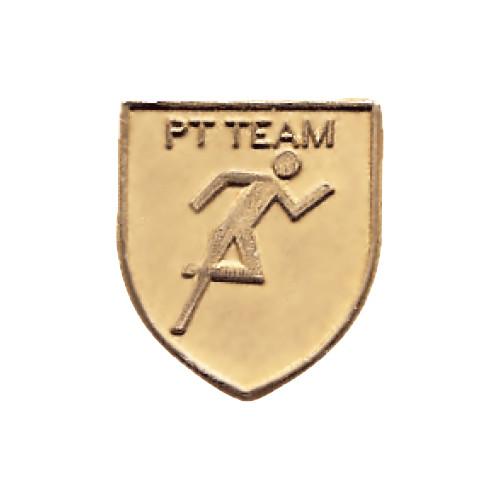 Medal Insert - PT Team (Gold)