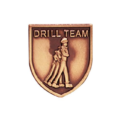 Medal Insert - Unarmed Drill Team (Bronze)