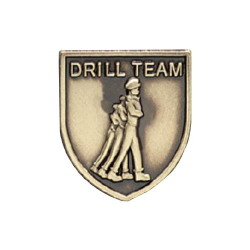 Medal Insert - Unarmed Drill Team (Gold)