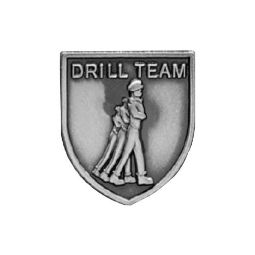 Medal Insert - Unarmed Drill Team (Silver)