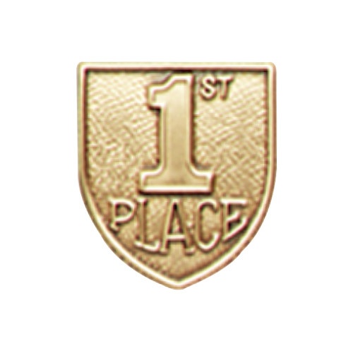 Medal Insert - 1st Place (Gold)