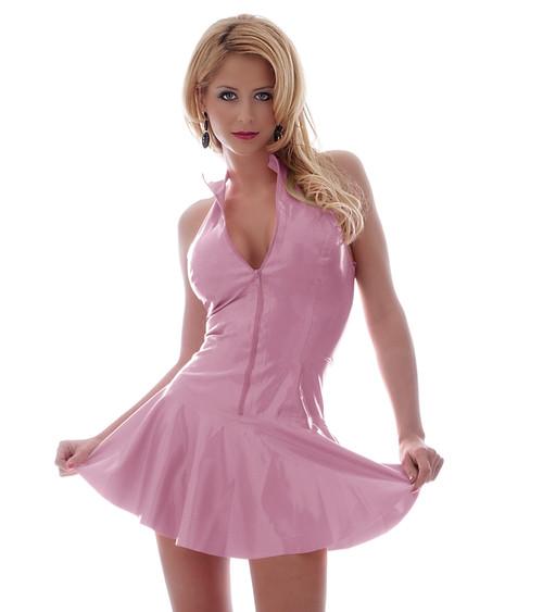 Candy Dress Medium Bubblegum Pink