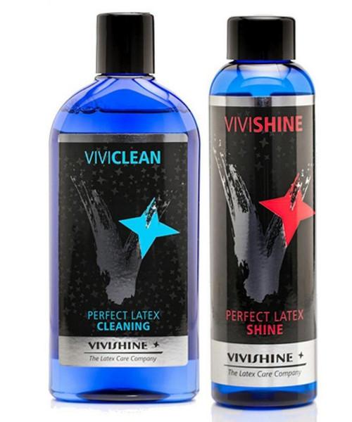 Vivishine 150ml and Viviclean 250ml