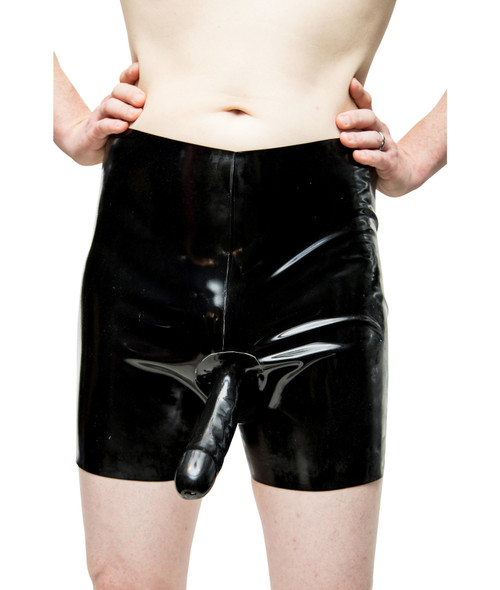 Boxer Shorts with Front Sheath