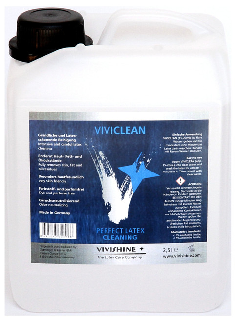 Viviclean 2500ml Washing Solution