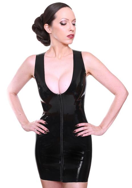 Kimberly Dress Small Black
