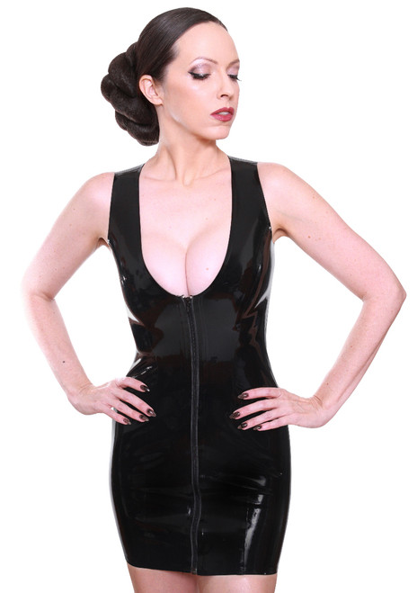 Kimberly Dress Medium Black