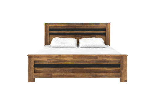BED FRAME WITH BASE (with Storage) ALBANA COLLECTION