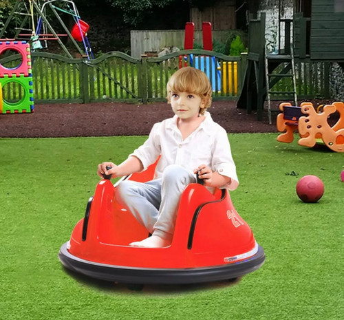 Ride on Bumper Car with Light