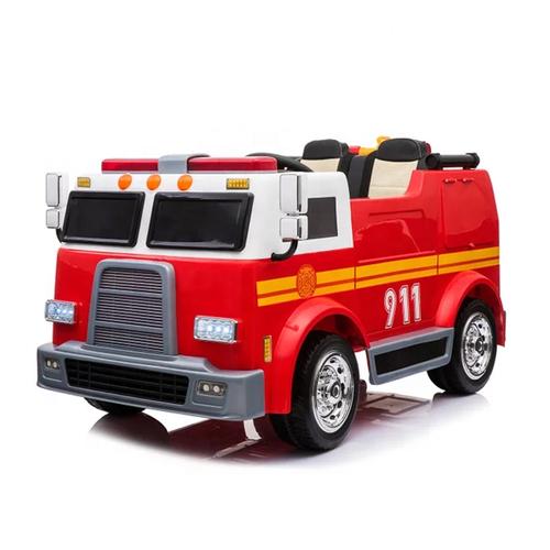Kids Ride On Fire Truck