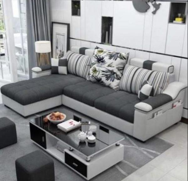 5 seat corner chaise Lounge