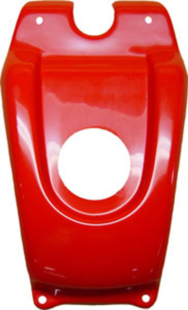HONDA TRX400EX TRX 400EX FRONT FENDER FIGHTING RED GAS TANK COVER 99-07