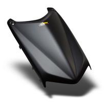 NEW HONDA TRX 450R 04-14 BLACK VENTED NUMBER PLATE HOOD TRX 450ER