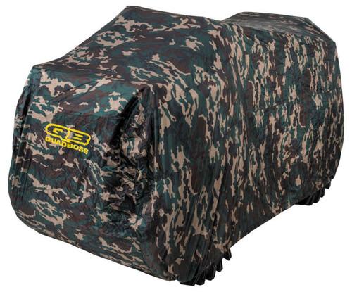 Quad Cover Woodlands Camo XL