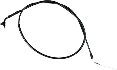 Black Vinyl Choke Cable 04-0112