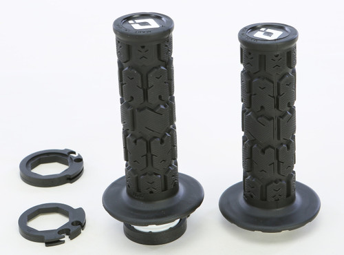 Rogue Mx Lock-On Grip Black