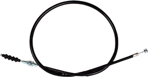 Black Vinyl Clutch Cable 02-0127