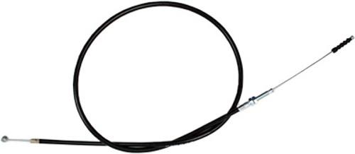 Black Vinyl Clutch Cable 02-0108