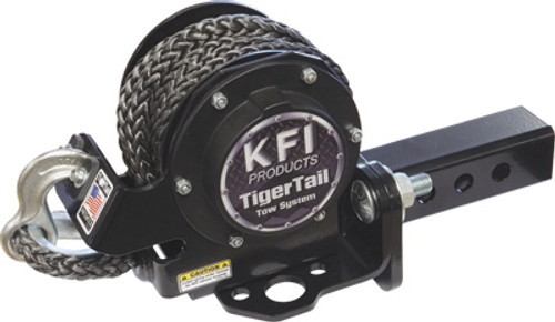 """Tiger Tail and 1-1/4"""" Receiver Kit"""