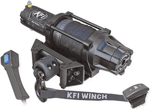 5000 Wide Assault Series Winch