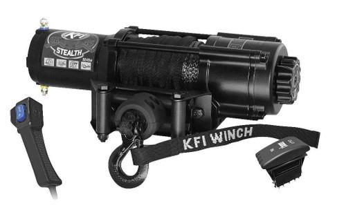 Stealth Wide 4500 lb Winch