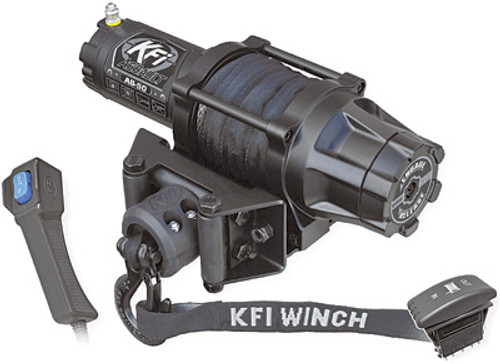 5000 Assault Series Winch
