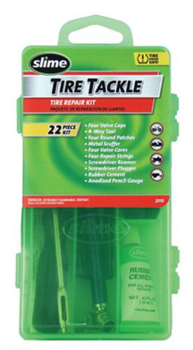 22/Pc Tire Tackle W/Box