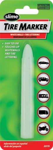 Tire Marker White
