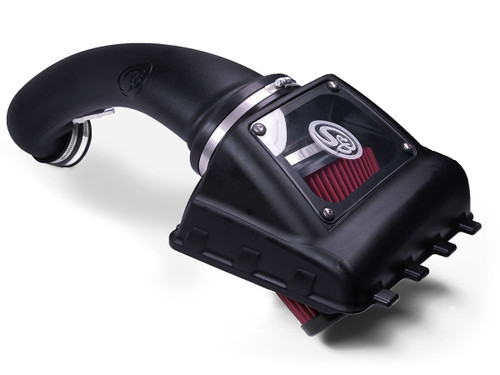 COLD AIR INTAKE FOR 2011-2014 FORD F-150 5.0L (CLEANABLE FILTER) - 75-5076