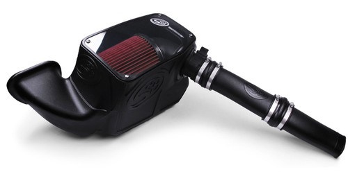 COLD AIR INTAKE FOR 2014-2017 DODGE RAM ECODIESEL (DRY EXTENDABLE FILTER) - 75-5074D